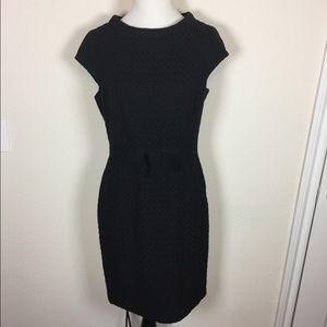 Vintage inspired black dress Millie